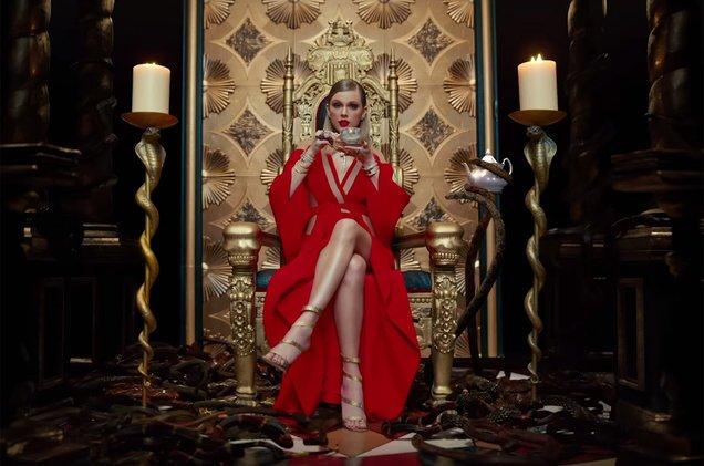 LWYMMD Taylor Swift